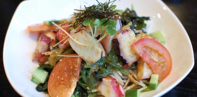 Madako Japanese Radish Salad
