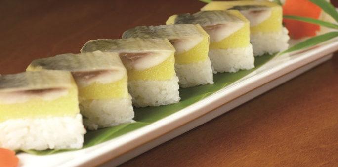 Osushiya Nishin Oshi Sushi