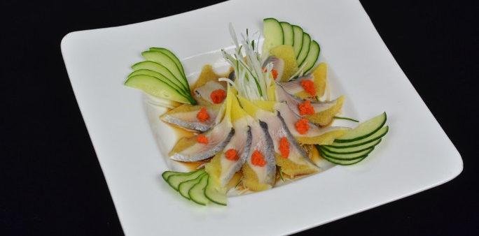 Osushiya Nishin Salad
